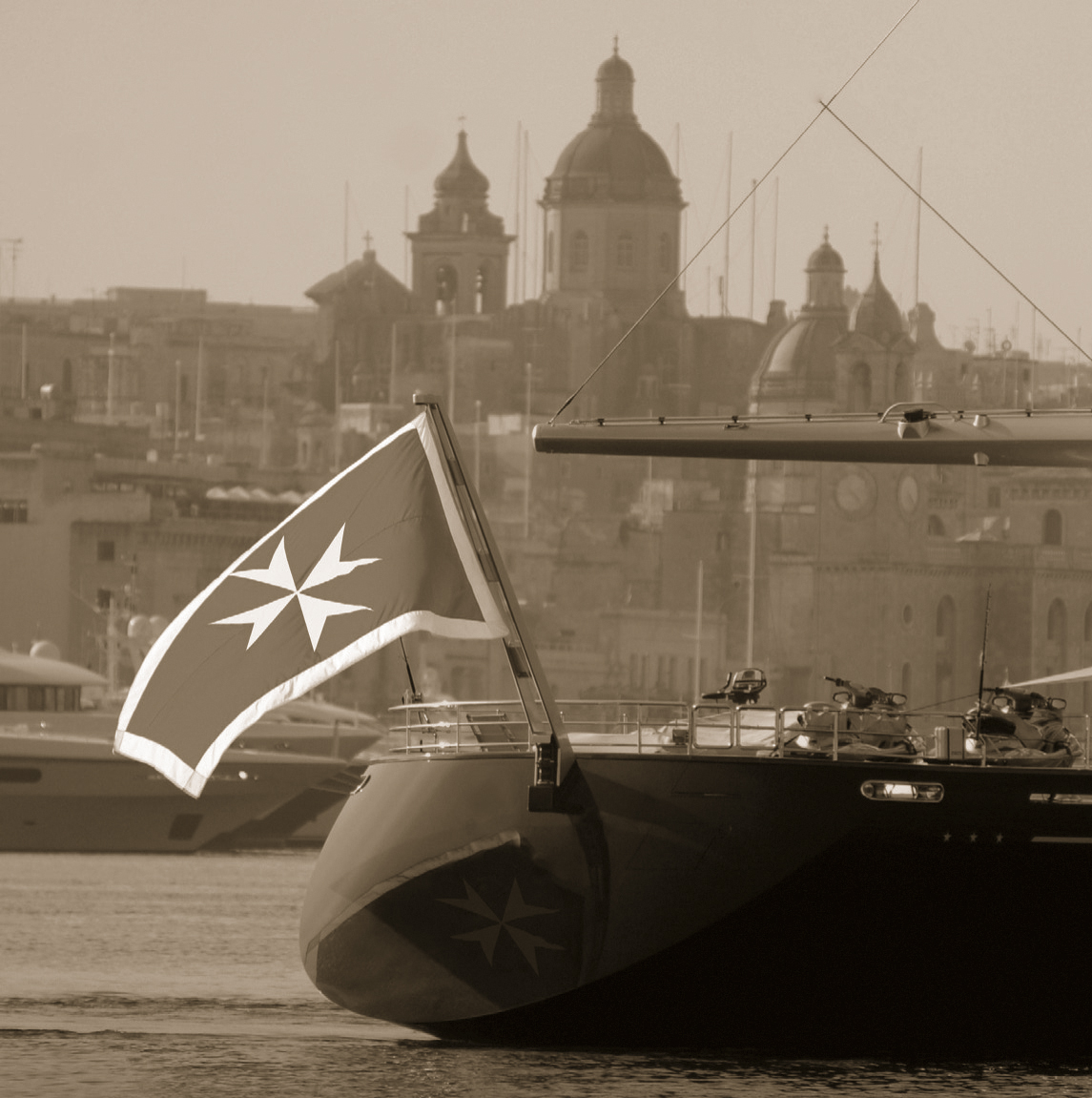 Ship & Yacht Registration Malta Europe